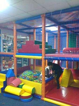 Детские игровые лабиринты