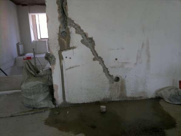 Сверление отверстий под разетки в Иркутске фото 3