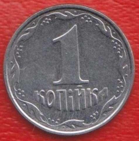 Украина 1 копейка 2004 г