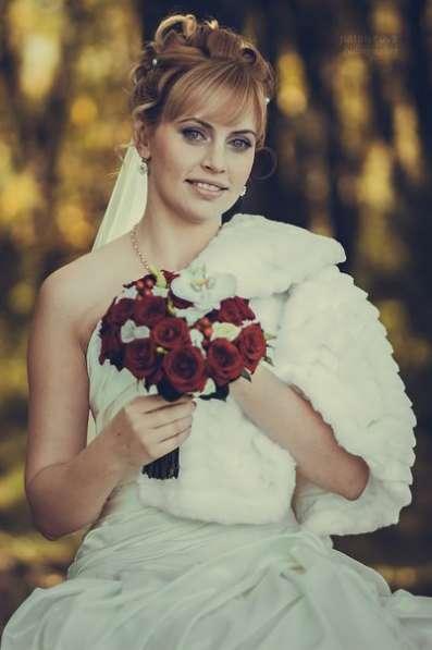 Свадебный макияж, прическа на дом в Челябинске фото 11