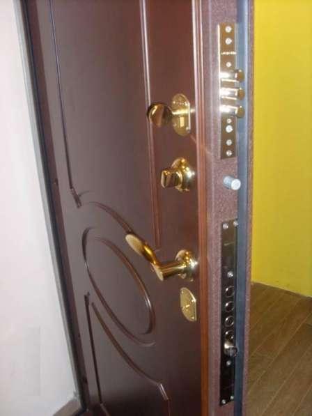 Дверь стальная с Kale замками, Премиум