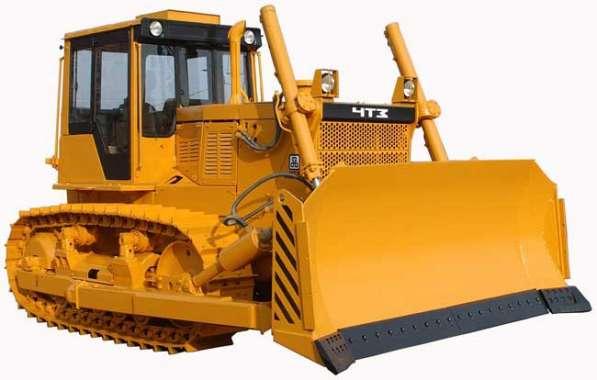 Запасные части к тракторам, бульдозерам ЧТЗ