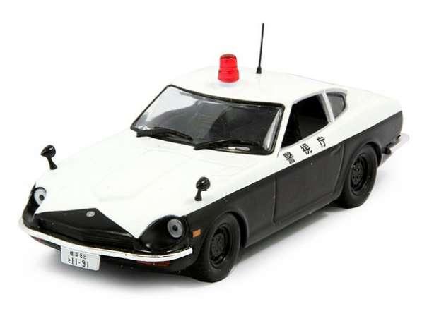 полицейские машины мира №5 NISSAN FAIRLADY полиция японии