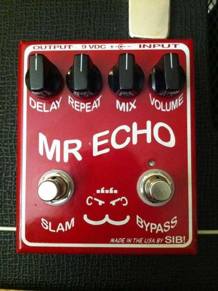 Аналоговый дилей SIB. MR Echo Delay