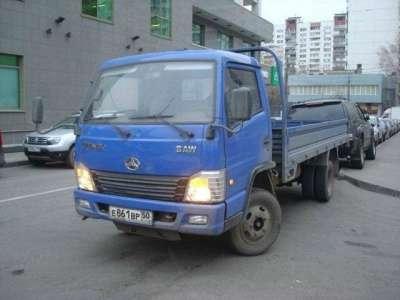 грузовой автомобиль BAW Fenix