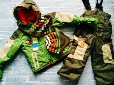 Новые канадские зимние костюмы Colimacon зима