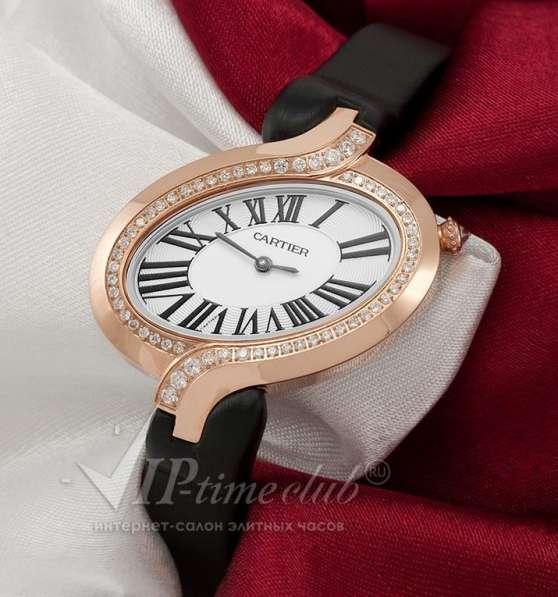 Оригинальные копии наручных часов Cartier