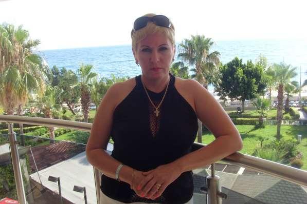 Элина, 47 лет, хочет познакомиться