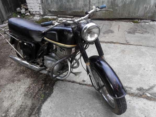 Мотоцикл Восход 1966г. вып