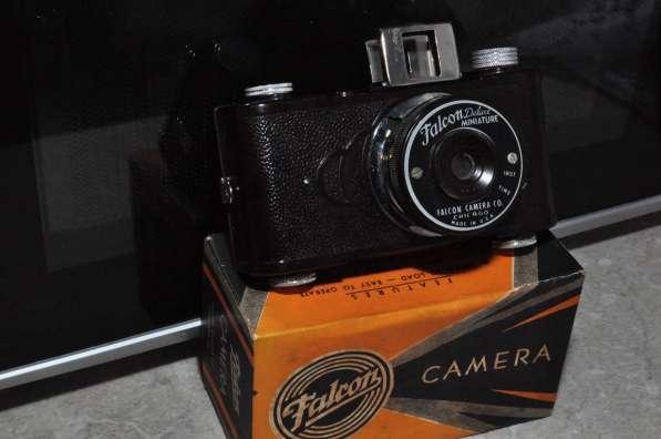 Старый Бакелитовый Фотоаппарат Falkon
