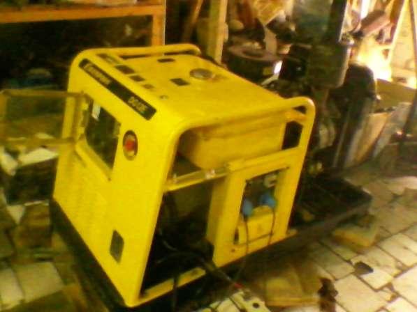 Дизельный генератор 12 КВ CHAMPION DG12E