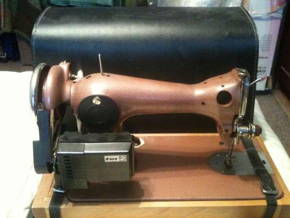 Продам швейную машину Подольск 2