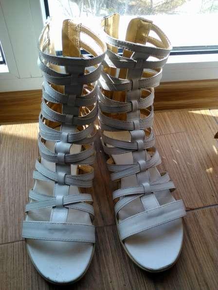 Продам греческие сандалии