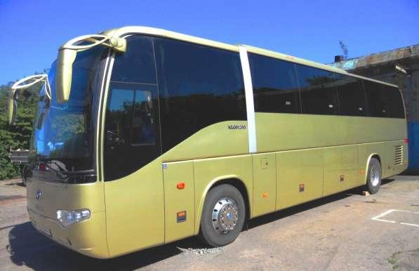 Автобус Киев Курортное в фото 5