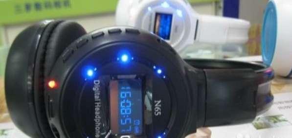 Многофункциональные наушники MP3