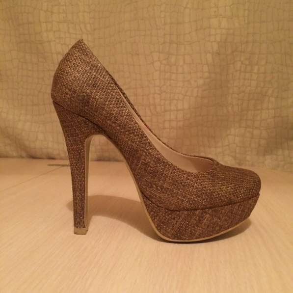 Туфли из Италии Greisy Shoes