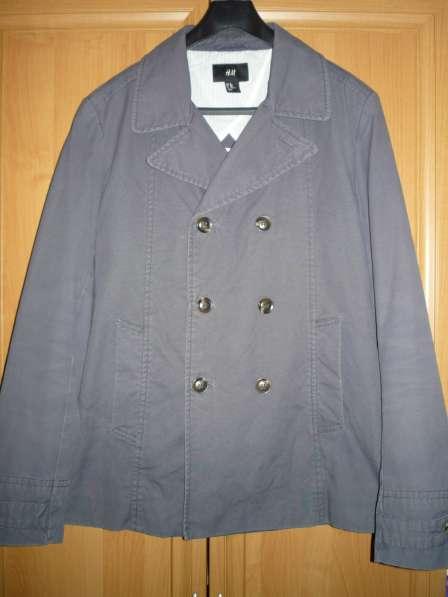 Куртка H&M в винтажном стиле
