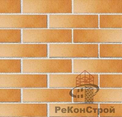 Жёлтая клинкерная плитка CERAMIKA PARADY