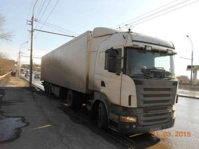 седельный тягач Scania 420