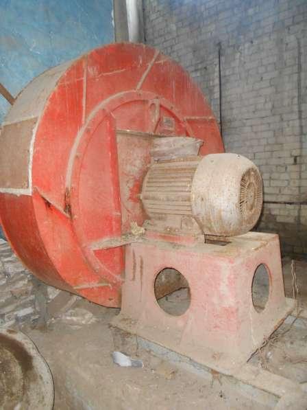 Дутьевой вентилятор ВДН-11,2 - 1000