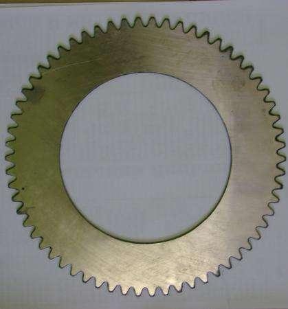 Изготовление зубчатых колёс.