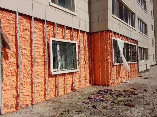 Напыляемая теплоизоляция ППУ в Екатеринбурге