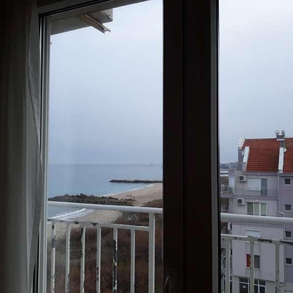 Квартира в Поморие на первой линии моря, вид на море