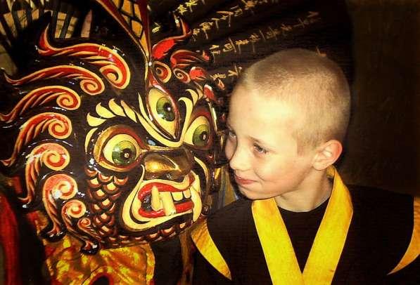 Ушу для детей 4 лет на Волгоградской, 59 в фото 5