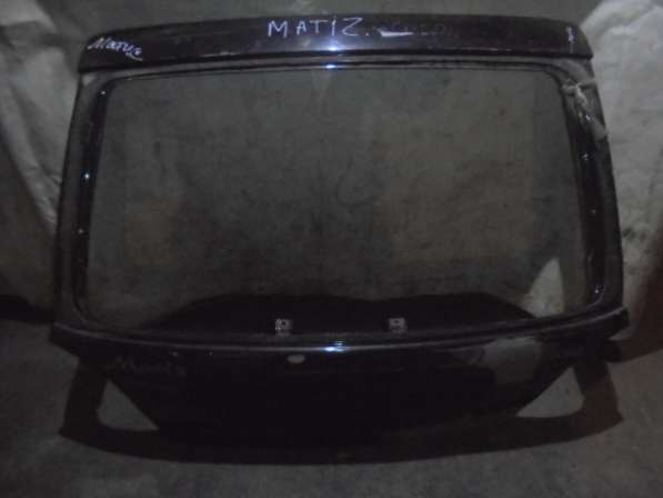 Дверь багажника на Дэу Матиз