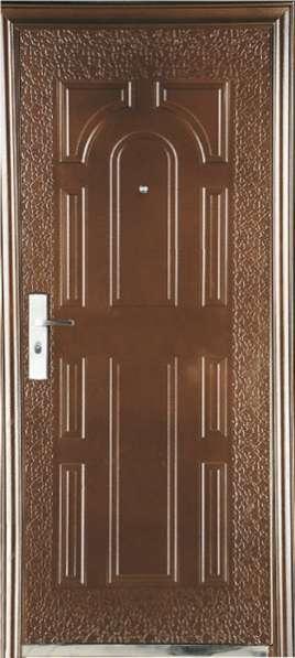 Металлические двери с доставкой