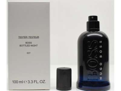 Тестер Hugo Boss Bottled Night 100 ml