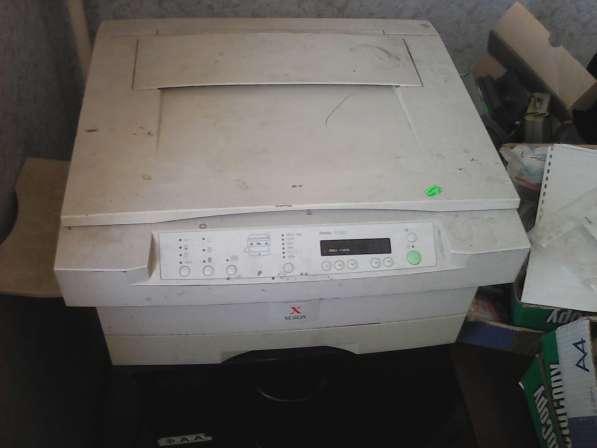Продаю копировальный аппарат Xerox XC 822