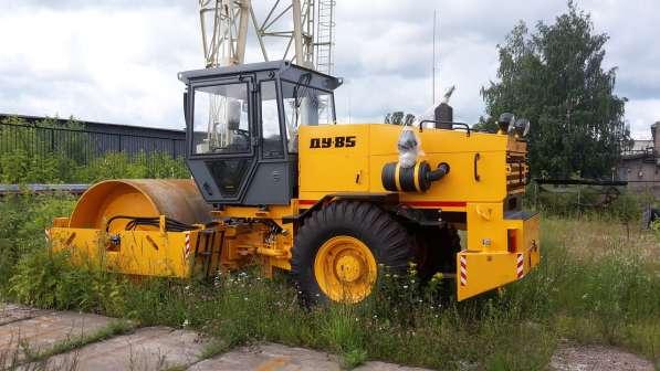 Каток грунтовой ДУ-85