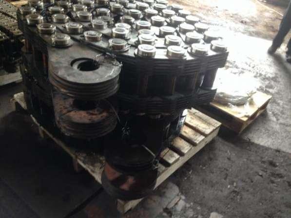Цепи грузовые пластинчатые ГОСТ 191-82
