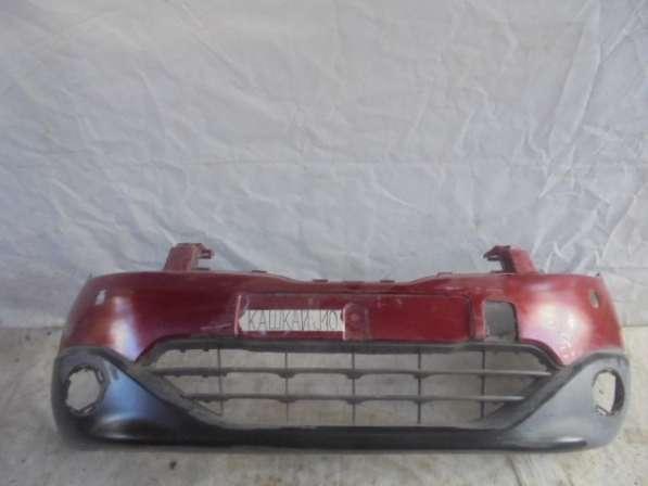 Бампер передний Nissan Qashqai J10