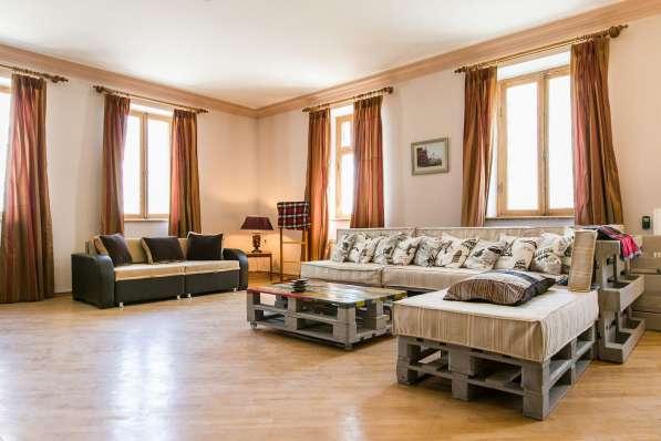 2-х комнатные апартаменты 200м2.