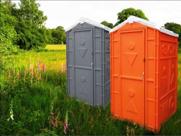 Аренда мобильной туалетной кабины на несколько дней (краткос