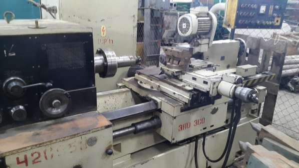 ООО ПКФ «Калибр СТ» реализует токарный станок мод. DH 250/4