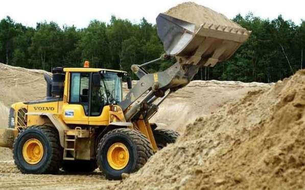 Предлагаем песок с доставкой