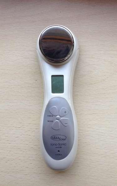 Косметический комбайн для ультразвукового массажа