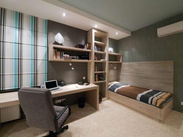 Нестандартная корпусная мебель для дома и офиса в Уфе фото 15