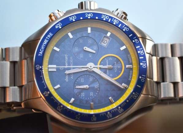 Наручные часы Claude Bernard Aquarider