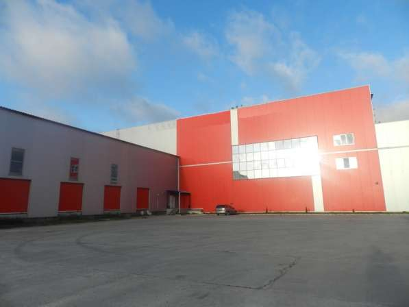 Автоматизированный складской комплекс в Калининграде