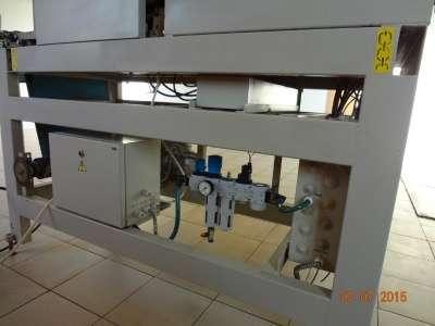 Делительная машина для баранки и сушки нс-2