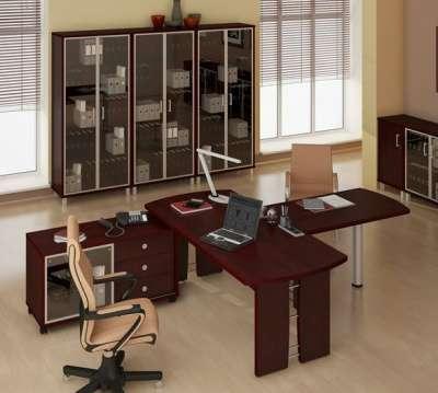 Борн кабинет директора, цвет вишня