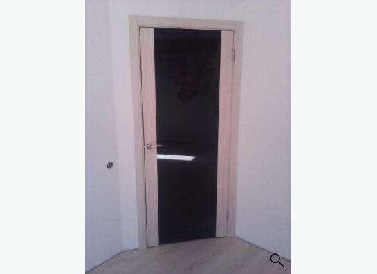 установка межкомнатных дверей в Новосибирске фото 5