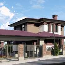 Дом в охраняемом поселке!, в Симферополе