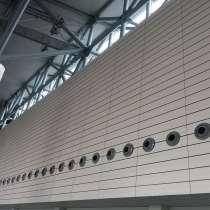 Архитектурный бумажно-слоистый пластик компак ДБСП для стен, в Москве