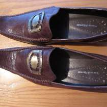 Туфли коричневого цвета, в Новосибирске