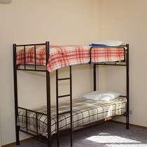 Кровати односпальные, двухъярусные для хостелов и гостиниц,, в Сочи